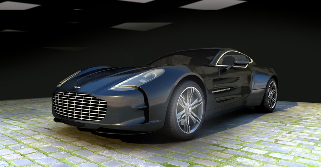 New Aston Martin Review