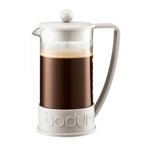 Bodum Coffee Press - White