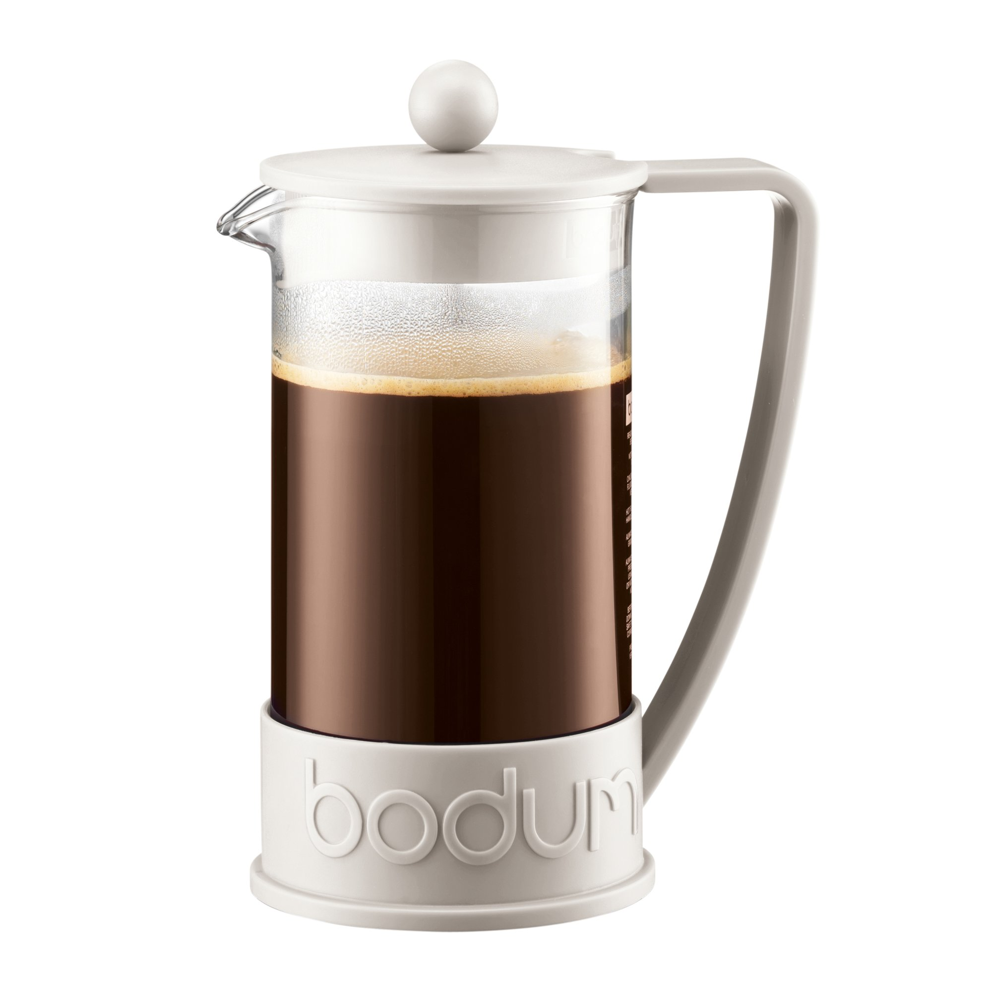 Bodum Coffee Press - White