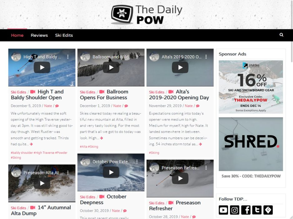 The Daily POW