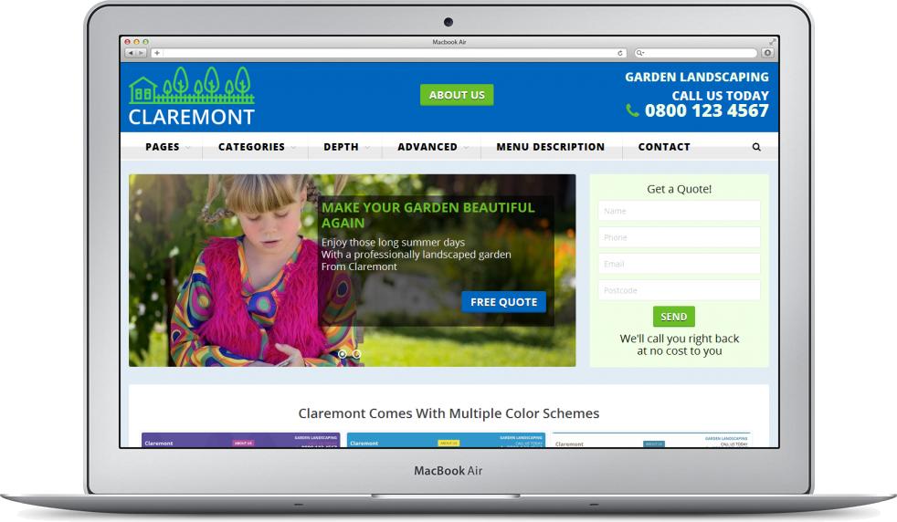 Claremont Macbook Screenshot