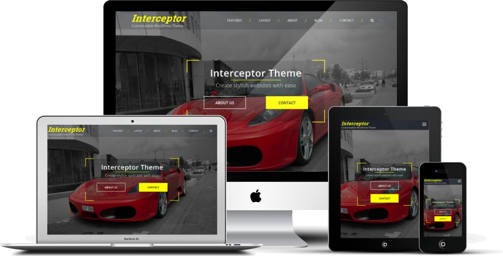 Interceptor Screenshot