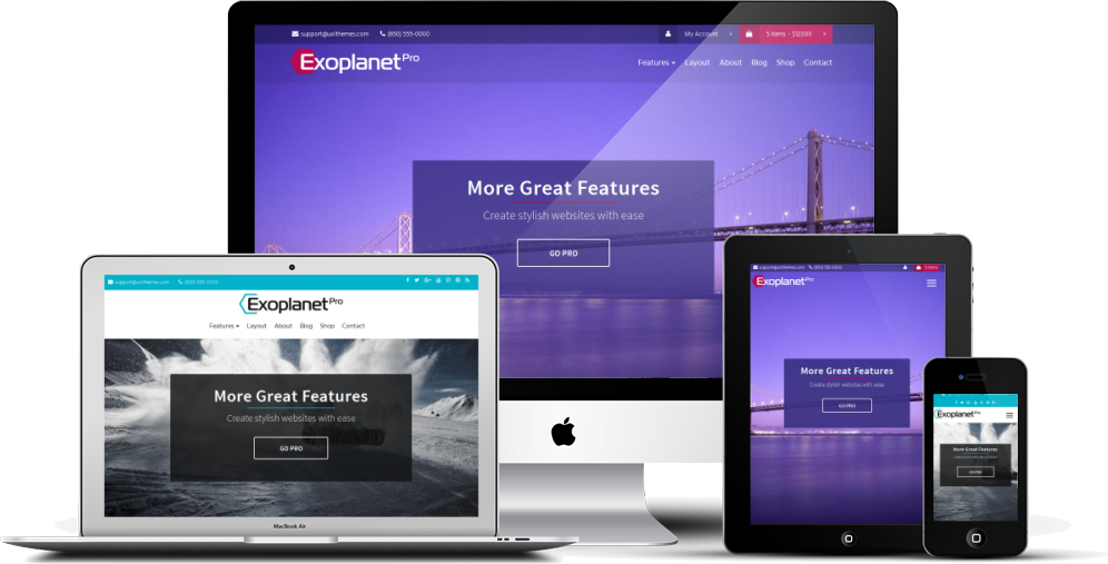 Exoplanet Pro