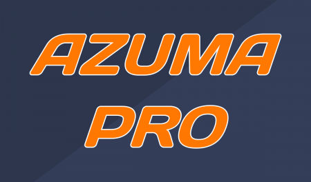 A simple placeholder containing the words AZUMA PRO